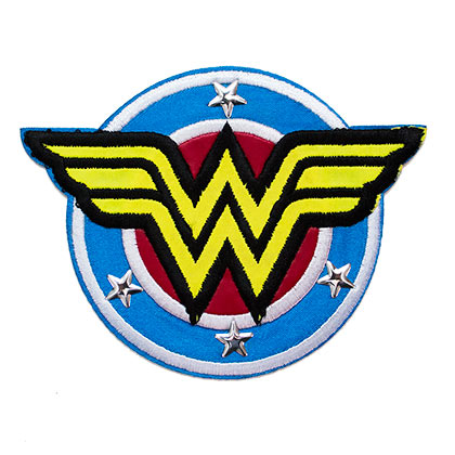 Wonder Woman 3x4 Patch