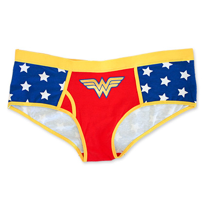 Wonder Woman Women's Panty