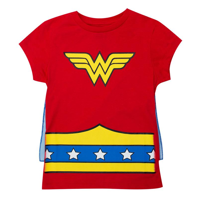 how to make a wonder woman shirt