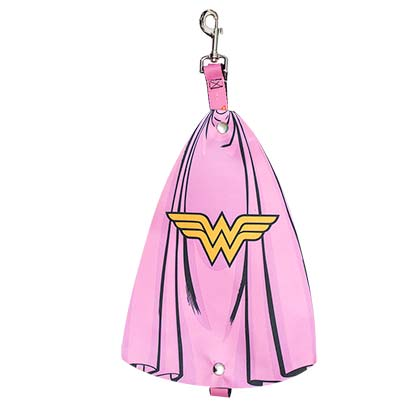 Wonder Woman Caped Pet Leash