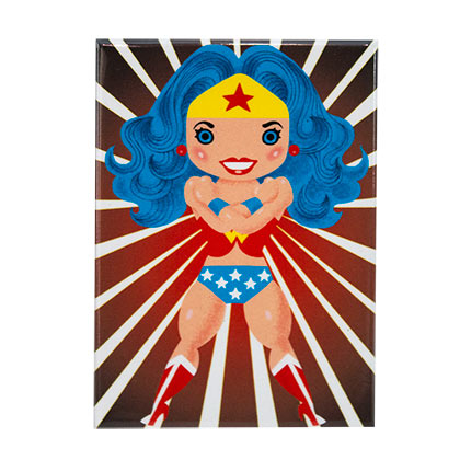 Wonder Woman Chibi Magnet