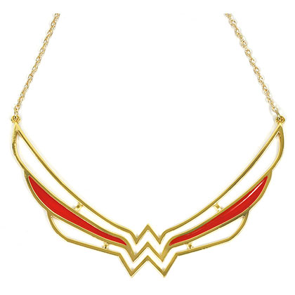 Wonder Woman Logo Women's Necklace