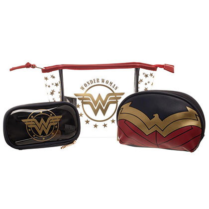 Wonder Woman 3 Piece Makeup Set