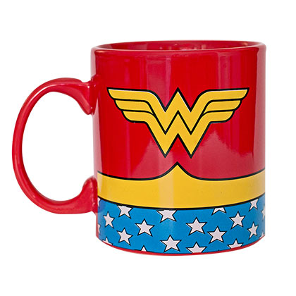 Wonder Woman Comic Costume Mug