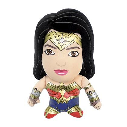 Batman V Superman Blue And Red Wonder Woman Plush Doll