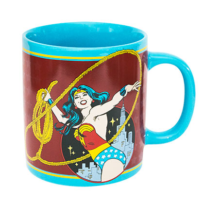 Wonder Woman Character Mug