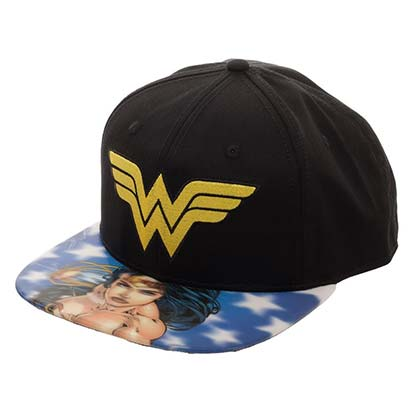 Wonder Woman Moving Image Hat