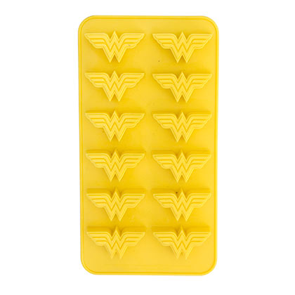 DC Wonder Woman Comic Ice Tray