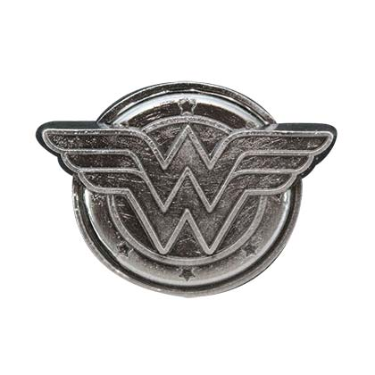 Wonder Woman Pewter Lapel Pin