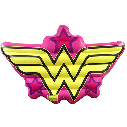 Wonder Woman Logo Pool Float