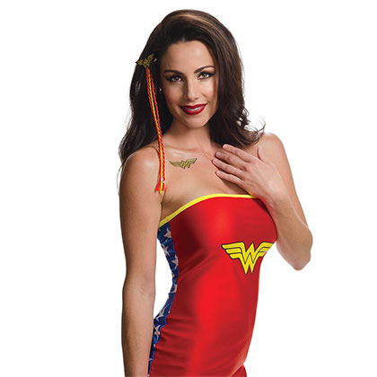 Wonder Woman Adult Movie Accessory Costume Kit