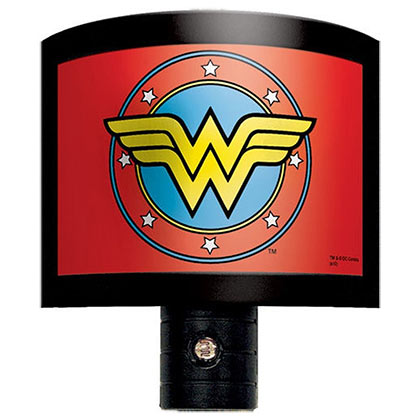 Wonder Woman Superhero Night Light