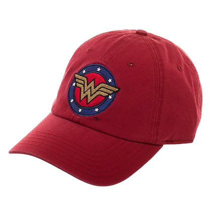 Wonder Woman Big Logo Dad Hat