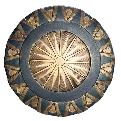 Wonder Woman Movie Shield Costume Accessory