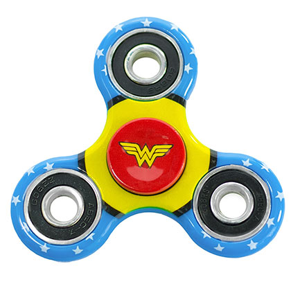 Wonder Woman Superhero Fidget Spinner