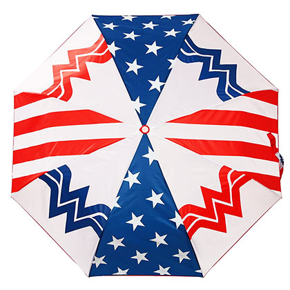 Wonder Woman Compact Umbrella
