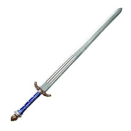 Wonder Woman Silver Sword Costume Accessory