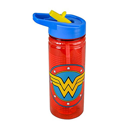 Wonder Woman Shatterproof Water Bottle