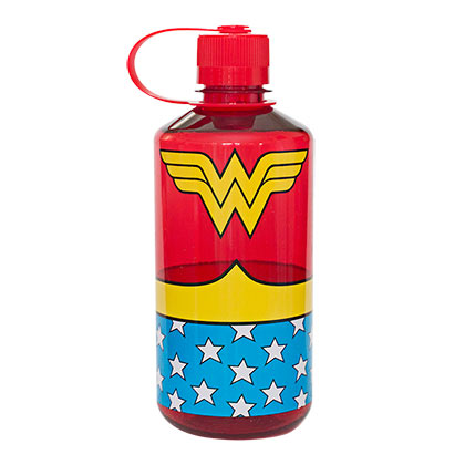 Wonder Comic Woman 1000ml Water Bottle