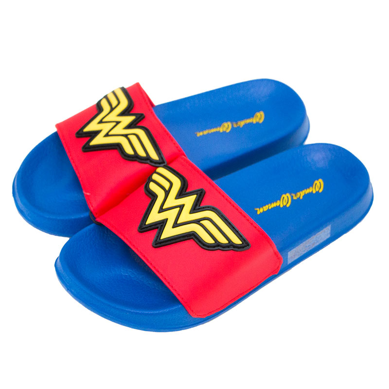 Wonder Woman Youth Soccer Sandals