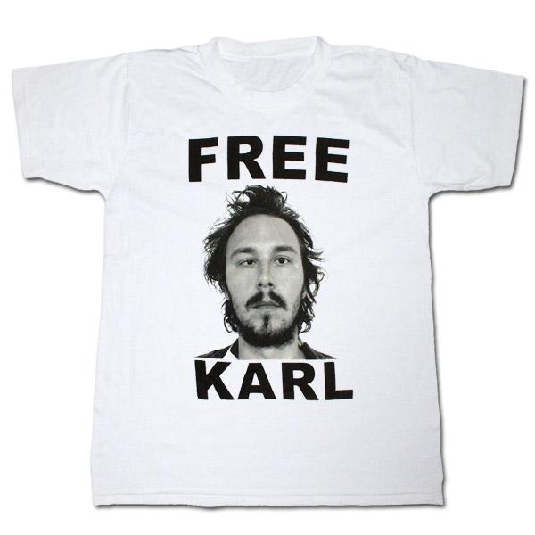 93c2e4b6f Workaholics Free Karl Tee | TVMovieDepot.com