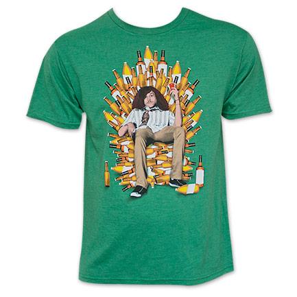 Men's Workaholics Blake Throne Of Booze T-Shirt