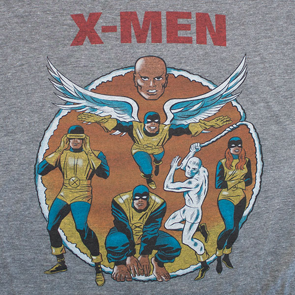 X-Men Originals Grey T-Shirt