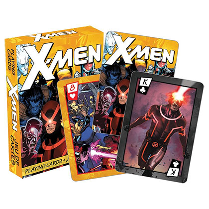 X-Men Superhero Playing Cards
