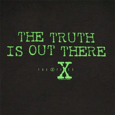 Home       The X...X Files The Truth Is Out There Wallpaper