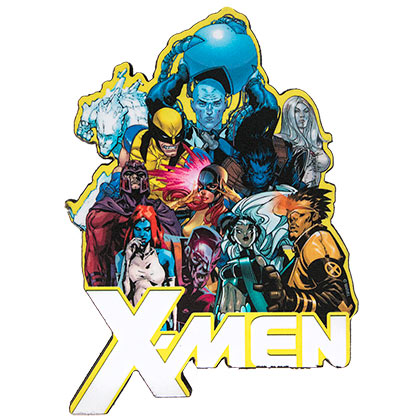X-Men Group Magnet