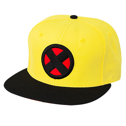 X-Men Yellow Wolverine Snapchat Hat