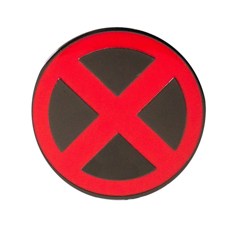 X-Men Logo Enamel Lapel Pin