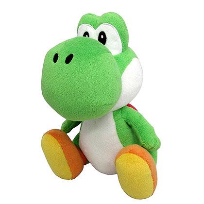 Super Mario Bros Yoshi 7.5 Inch Plush Doll