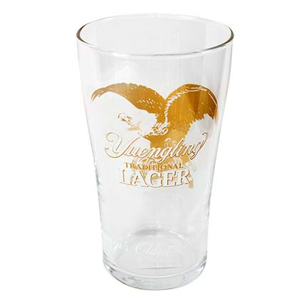 Yuengling Traditional Tumbler Pint Glass
