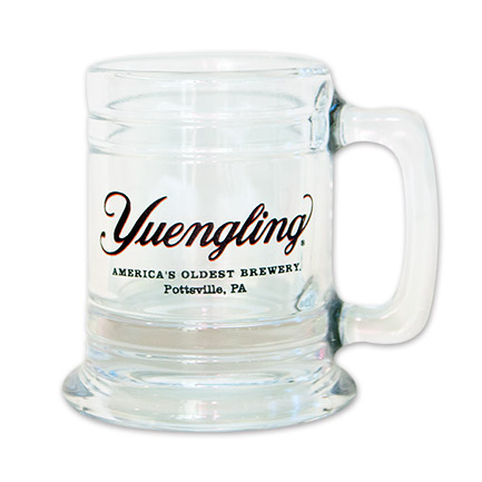 Yuengling Mini Mug Shot Glass