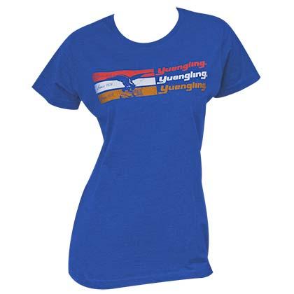 Women's Yuengling Blue T-Shirt