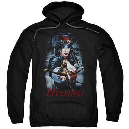 Zenescope Helsing Black Pullover Hoodie