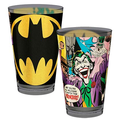 Batman Comic Tumbler Cup