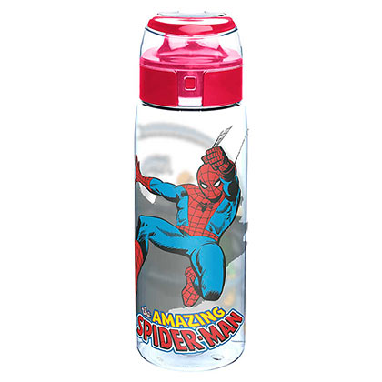Spiderman Doc Ock Travel Water Bottle With Loop