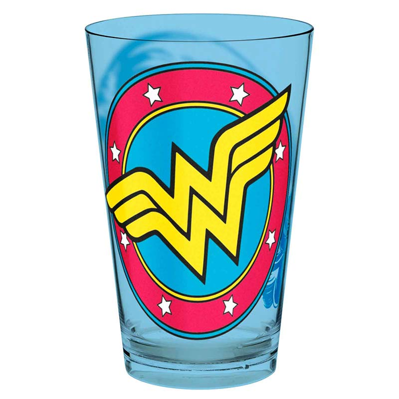 Wonder Woman Blue Tumbler Cup