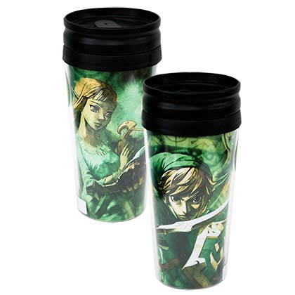 The Legend Of Zelda Travel Coffee Mug