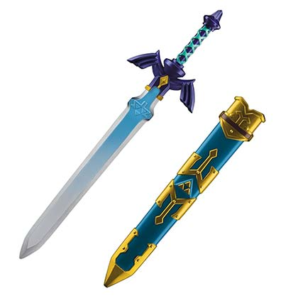 Legend Of Zelda Link Master Sword Costume Accessory