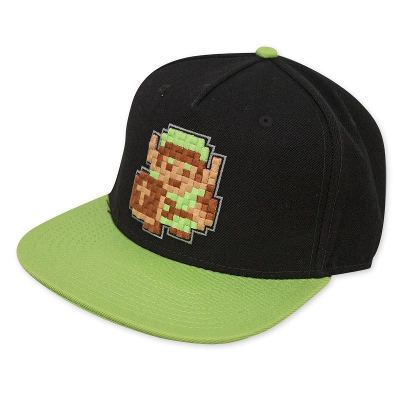 Legend Of Zelda Link Hat Knitting Pattern : The Legend Of Zelda Link Pixel Hat
