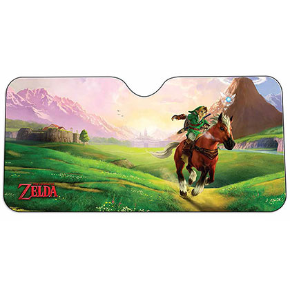 The Legend Of Zelda Link Vehicle Window Sun Shade Windshield  Cover
