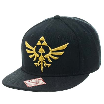 Legend of Zelda Gold Triforce Hat