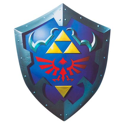 Legend Of Zelda Shield Magnet