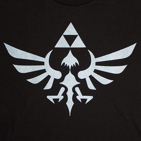 03ea3cc54 Nintendo Men's Zelda Triforce Tee Shirt | SuperheroDen.com