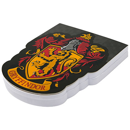 Harry Potter Gryffindor Memo Pad