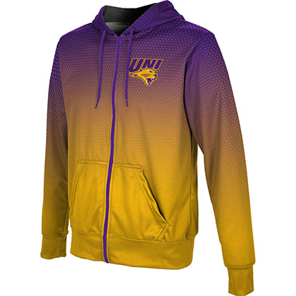 ProSphere Men's University of Northern Iowa Zoom Fullzip Hoodie