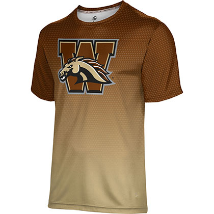 ProSphere Men's Western Michigan University Zoom Tech Tee